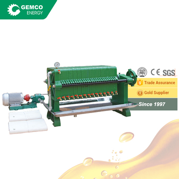 Factory price vegetable sesame mustard peanut olive coconut plate and frame cooking oil filter machine