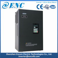 ENC Variable Speed Drive CE Certificate 200kW Variable Frequency Drive for Water Pump