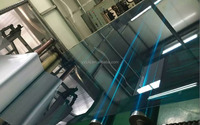 transparent solid pc roof sheet ;solid pc panel/transparent pc sheet;makrolon polycarbonate sheet