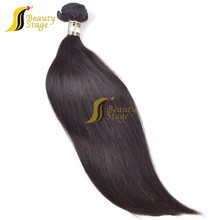 easy to dyed any color,tangle and shed free,high quality natural wave,indain hair extension