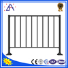 High Style Modestly Priced Silver Anodized Aluminum Rails Fence