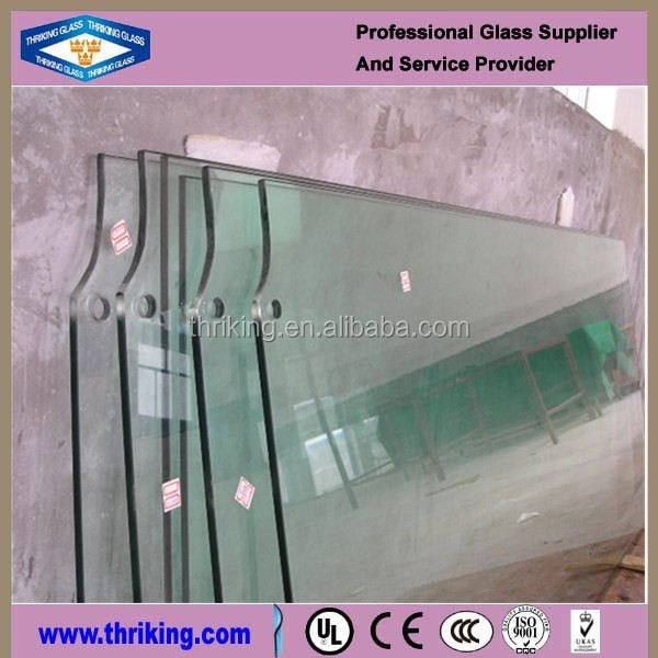 Low e tempered glass for sunlight room