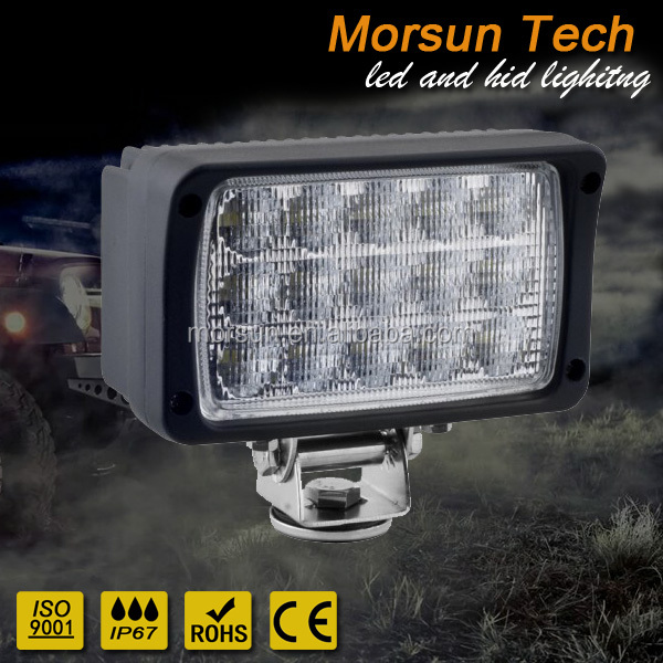 MORSUN High power 15LED work light,forklift led lighting MS-2210-45W