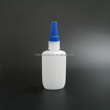 Super Nail Glue Bottles Plastic for shoes leather rubber glass textiles 50ml
