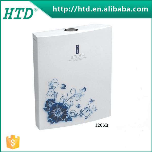 China Factory Clear Plastic Toilet Water Tank