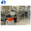 High automation easy operation ceiling grey board making machine
