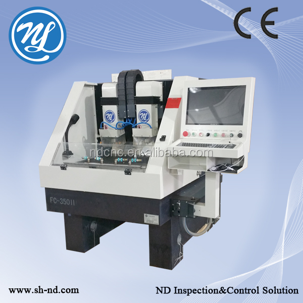 Insulating glass machine/CNC engraving and milling machine FC-350II