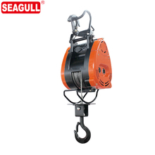 125kg mini electric wire rope hoist wholesale price