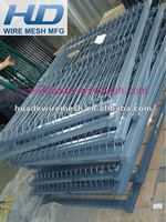 welded gate grill fence design