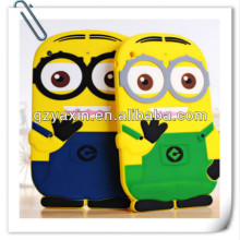 for ipad mini minion case minion case for ipad 2 3 4,kid shock proof case for ipad