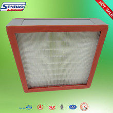 Mini Pleat Compound Hepa Filter
