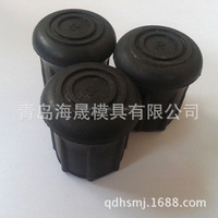 Eco-friendly silicone rubber/gel foot pads/caps for chiar legs /furniture/machines
