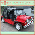 2013 replica classic car 4 Kw motor electric power mini moke car