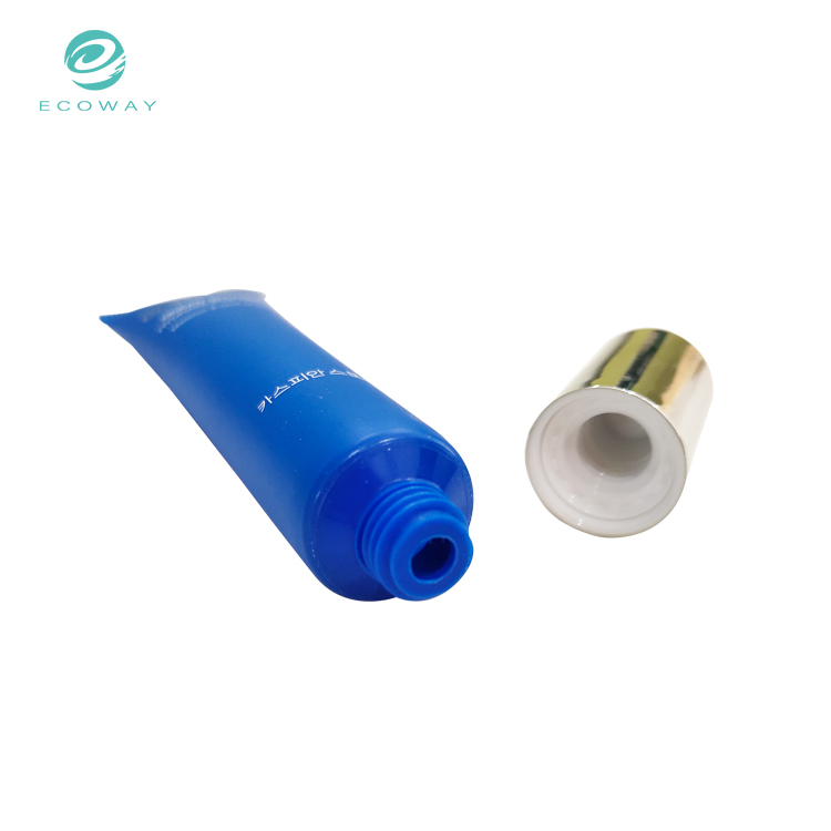 Manufacturers wholesale 20ml biodegradable plastic screw cap eye cream tubes amenities