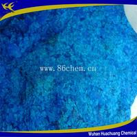 High purity copper sulphate for water treatment CuSO4.5H2O