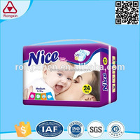 Disposable Cloth Like Backsheet Sleepy Baby Diaper Manufacturer In Fujian China