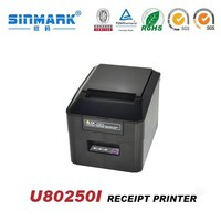 mobile terminal pos system/hot 80mm dot matrix receipt printer
