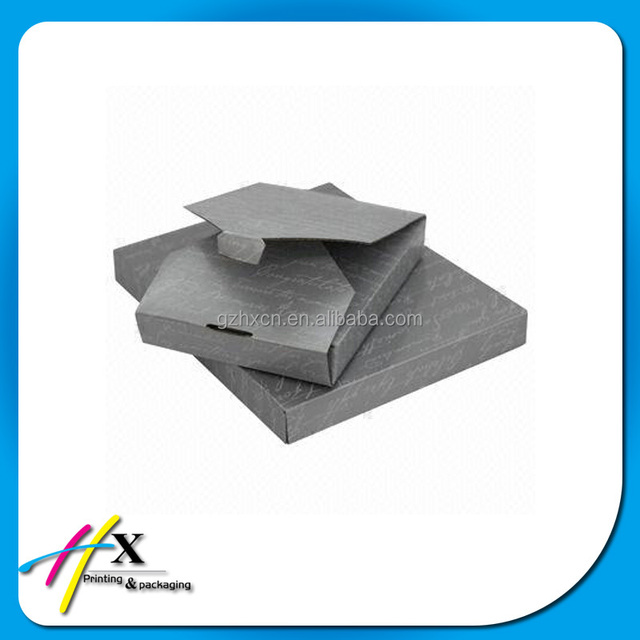 corrugate paper box for photo frame packaging