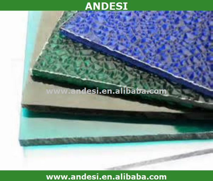 diamond polycarbonate sheet pc embossed sheets lexan panel