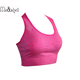 Hot selling Sexy Yoga Wear Fashion Seamless Sports Bra for girl