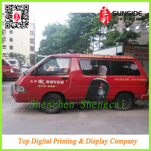 removable car sticker / Uv-protect waterproof sticker in Shenzhen