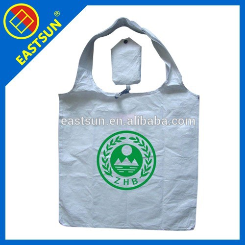 Logo Printing Promotional Tyvek Bag,Dupont Bag