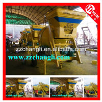 HOT SALE JZC500portable concrete mixer with plastic drum