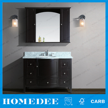 chinese classic floor mounted pine wood bathroom cabinets