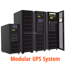 online module ups with transformer isolation 600kva industrial module ups