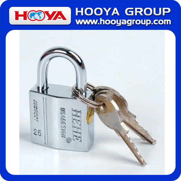 25mm wholesale iron mini padlocks