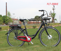 Hot Sale Alluminum 700C Alloy Folding Electric Bike