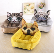 Cheap Lovely Comfortable Animal Shape Dog Beds