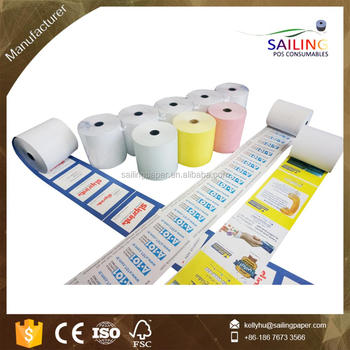 Grade A thermal paper rolls