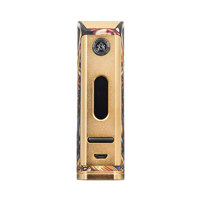Asvape Walking Dead 200W VO Chipset Dual 18650 Battery E cig Vape Mod in Stock