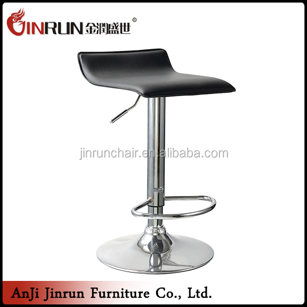 Fashion high footrest covers bar stool for bar