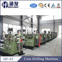 HF-4T Drill Tower One Unit For Coring Rig