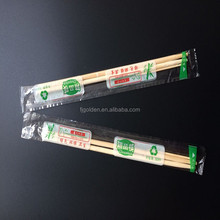 Cheap Price wholesale Disposable Bamboo and opp packed Chopsticks