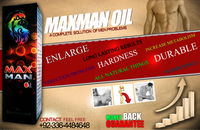 PENIS ENLARGEMENT MAXMAN OIL