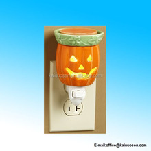 Wax Melter Tart Warmer Nightlight Pumpkin Fall Halloween Decor