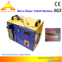 Energy Saving Metal welding Acrylic Micro Flame Edge Polish Machine