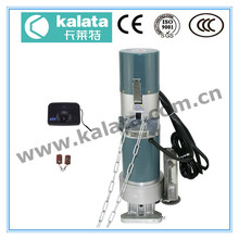 Kalata hot sale rolling door opener single-phase automatic roller up motor door operator