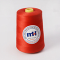 100% spun Polyester Sewing Thread manufacturer