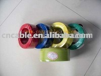PVC insulated electrical wire/cord/cable H05VV-F