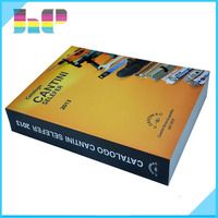 High quality Well designed beautiful product catalog printing