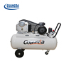 Factory price list electric 3kw portable food grade electric oil free scroll air compressor