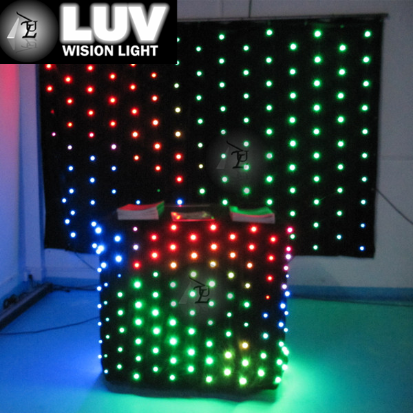 DJ Booth lights DJ booth lighting led pixel for dj booth