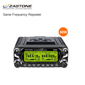 Long distance mobile radio ZASTONE D9000 50W dual band ham radio with repeater function