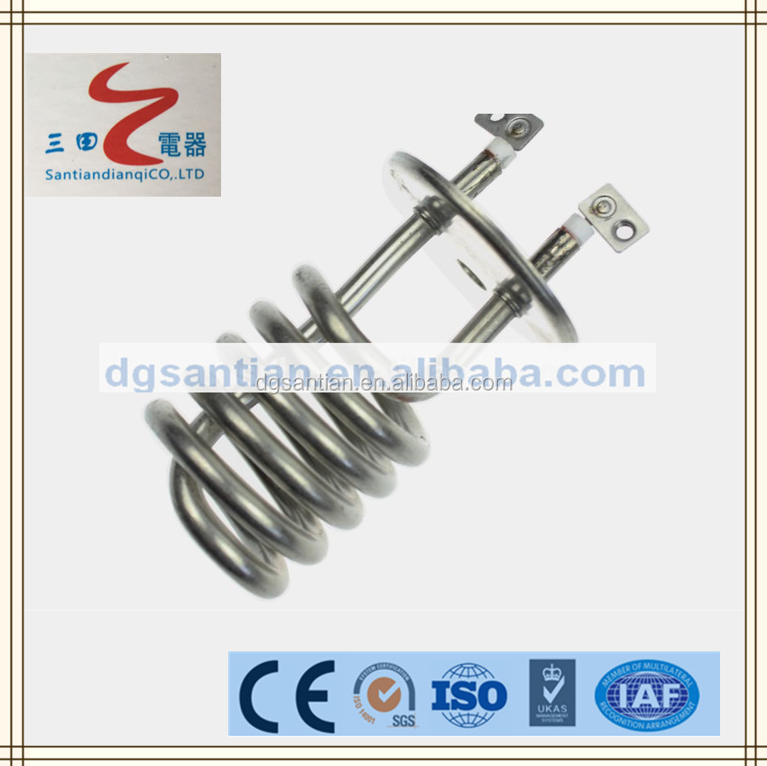 Dongguan santian sales general barbecue cup burn oven heater heating elements