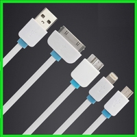 various kinds of usb data cable charging cable for mobile phone