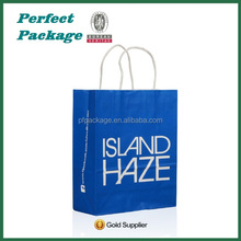 China Manufactor Accept Custom Order Paper Bags For Shopping Store